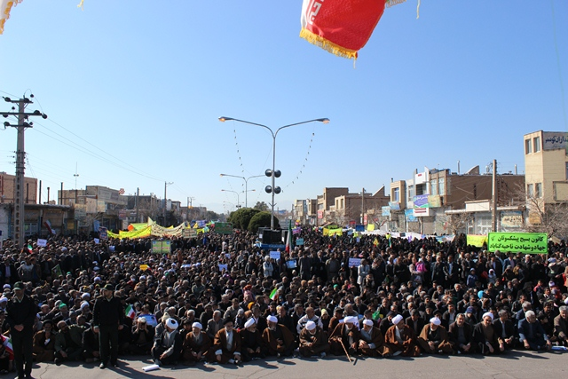 راهپیمایی-۲۲-بهمن-گناباد-۳۴