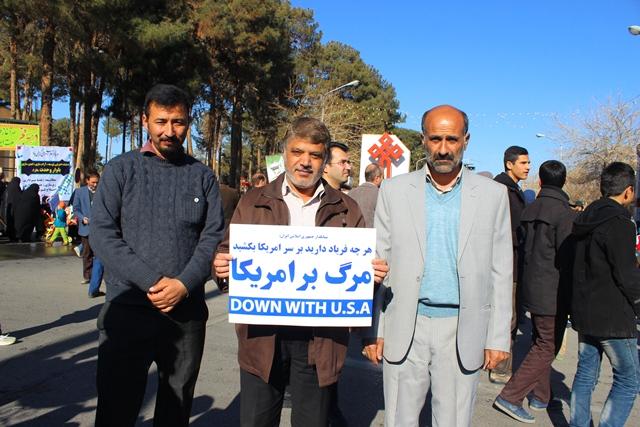 راهپیمایی-۲۲-بهمن-گناباد-۷
